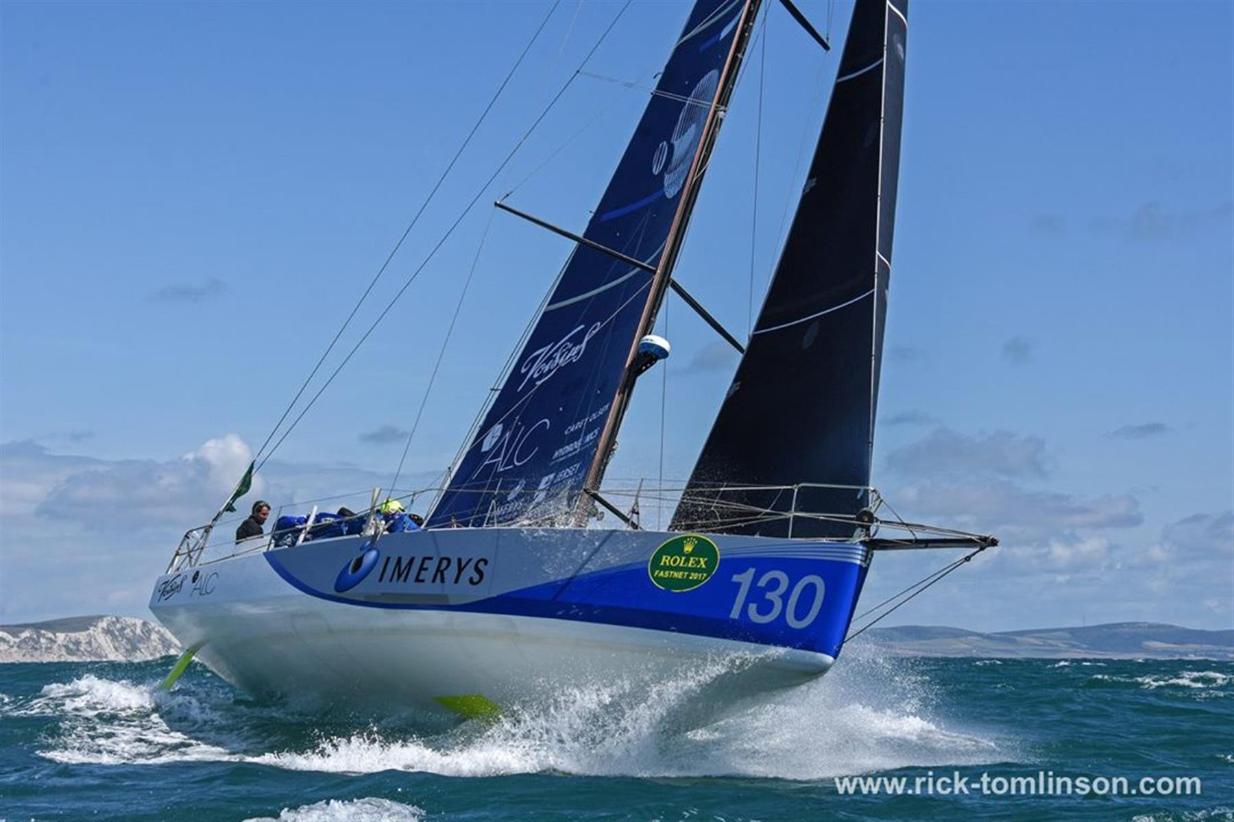 2nd in the Rolex Fastnet Race